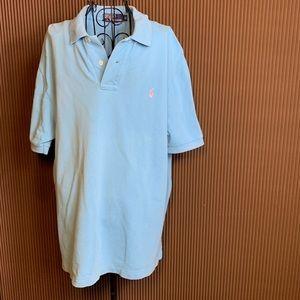 Polo by Ralph Lauren light blue 100% cotton